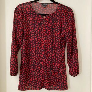 Blouse from The Limited